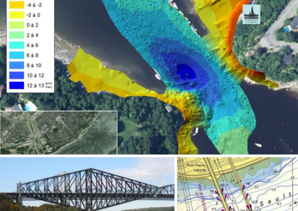 Hydrographic and LiDAR survey internation summer school